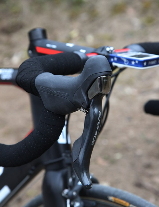 Shimano Dura-Ace 7900 for Taylor Phinney (BMC)