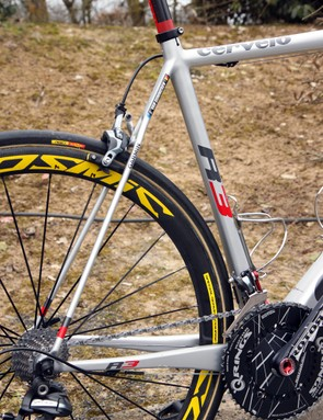 Cervélo arguably pioneered the 'big chain stay, small seat stay' concept and it's been further refined since then