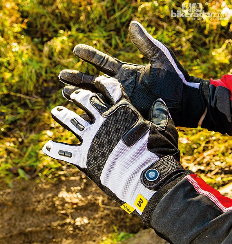 Mavic Single Track gloves