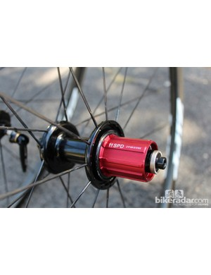 The 202s are 11- and 10-speed compatible
