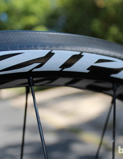 Zipp's new 202 clincher is a fantastic all-round wheel