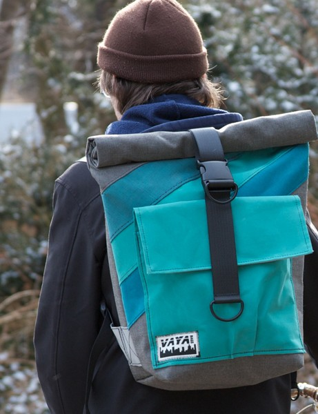 Vaya bags are made in New York
