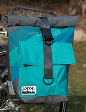 Vaya's new pannier/backpack