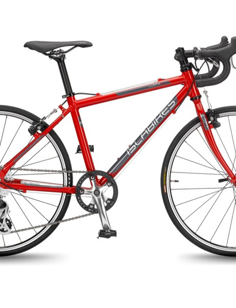 The LUATH 700 is a $699 junior road bike with 700c wheels