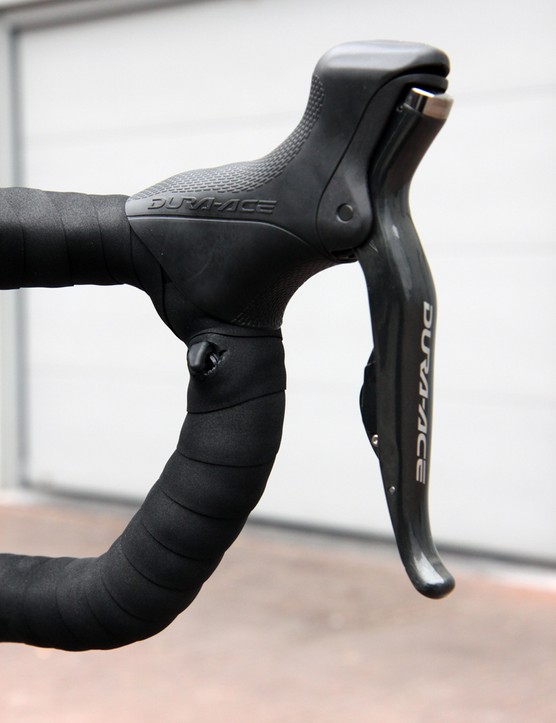 Sprint shifters for Edvald Boasson Hagen (Sky Pro Cycling)