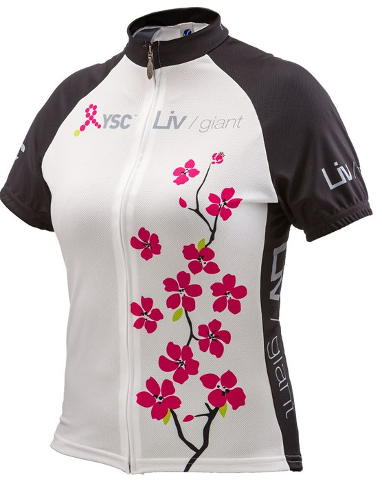 The Liv/giant Avail Inspire jersey