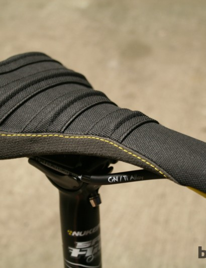 Sam Hill signature Mud saddle