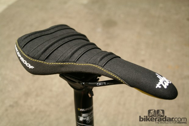 Sam Hill signature Mud saddle