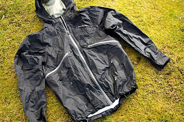 Bontrager Rhythm Stormshell jacket