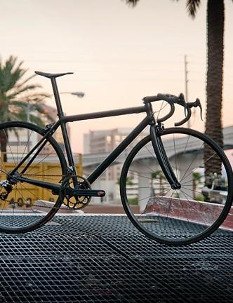 The world's lightest bike