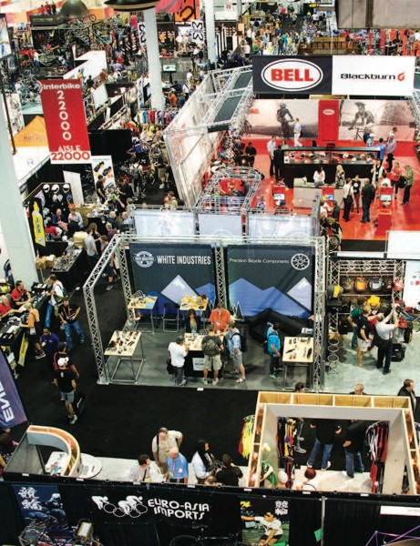 Interbike is opening its doors to consumers this year - but only through two programs