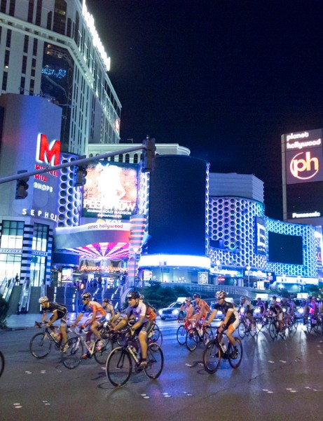 Viva Bike Vegas riders can check out Interbike on Friday before the gran fondo Saturday