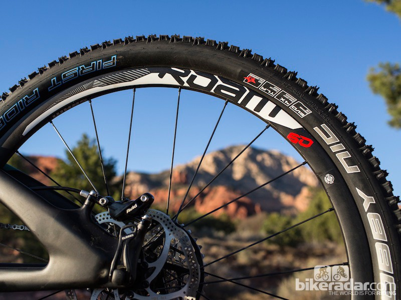 We spent several days testing the new wheels on the rocky trails of Sedona, Arizona, and came away impressed