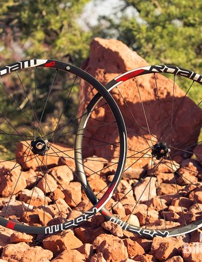 The Roam 60 isn't the lightest carbon wheelset on the market; it was designed with strength in mind