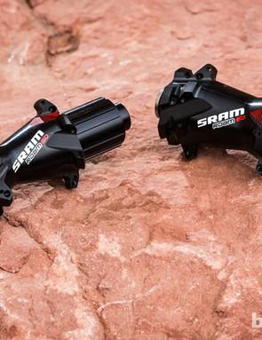 All three wheelsets use 24 straight-pull spokes