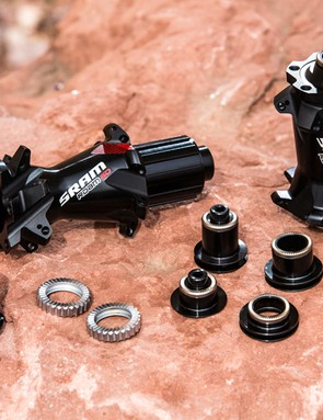 DT Swiss 240 internals are used on the three new wheelsets