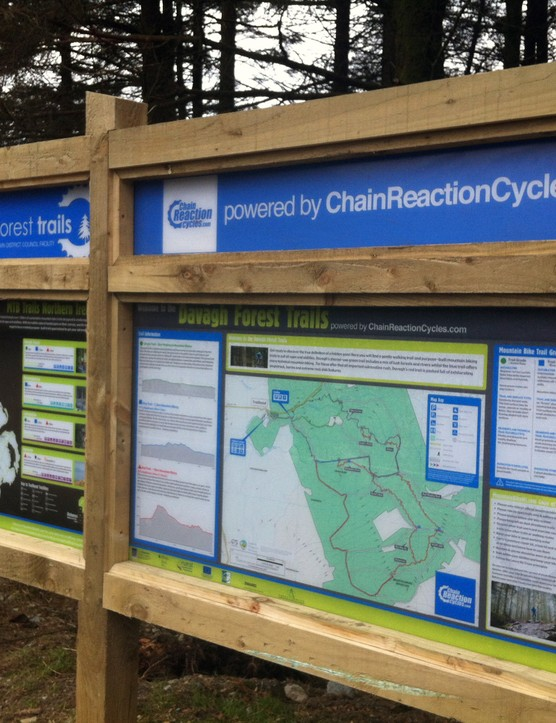 Northern Ireland's first national trail centre opens