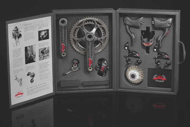 Campagnolo 80th Anniversary groupset