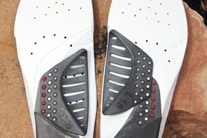 There's an impressive range of adjustment for the arch cookies on the G8 Performance Archtech 2600 Pro insoles
