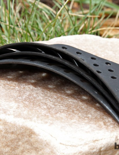 Each insole kit includes five different arch heights. Two additional ones are available for those whose foot shape falls outside of the bell curve