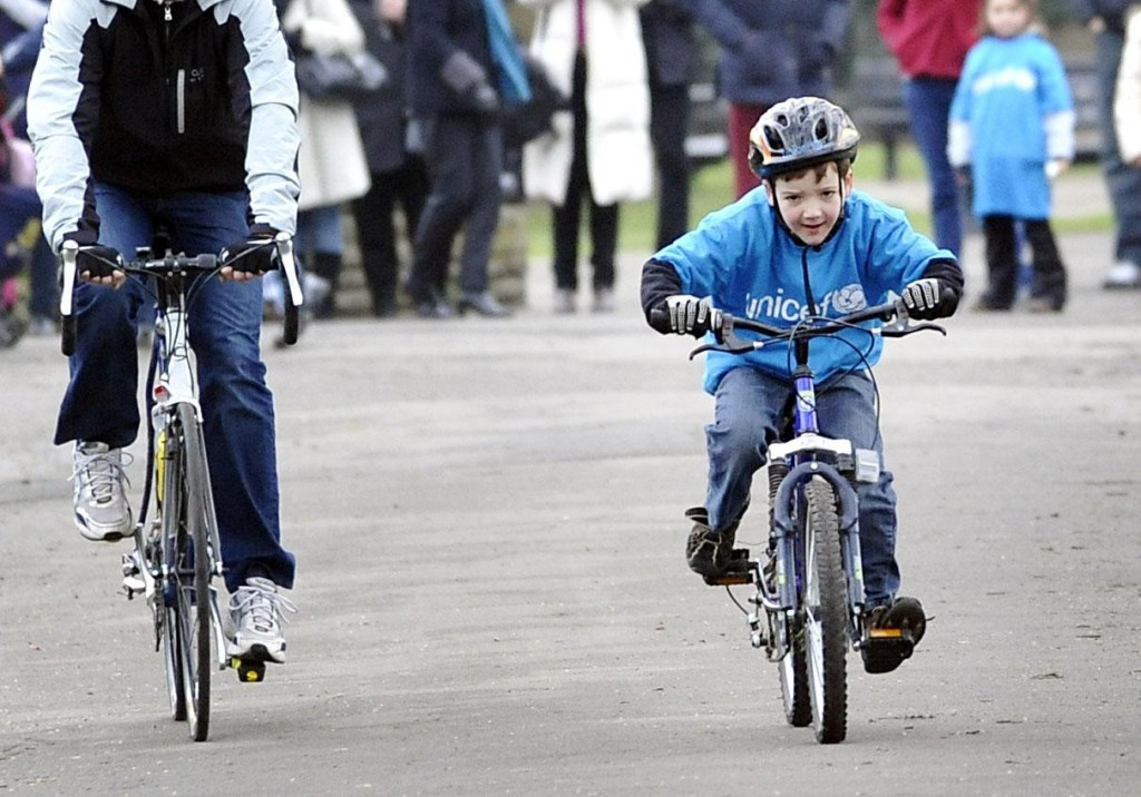 Sustrans have released their Bike to School Week guide to help more children enjoy cycling