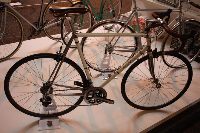 """The """"ultimate modern classic"""" that won Feather Cycles Bespoked Bristol's top award"""