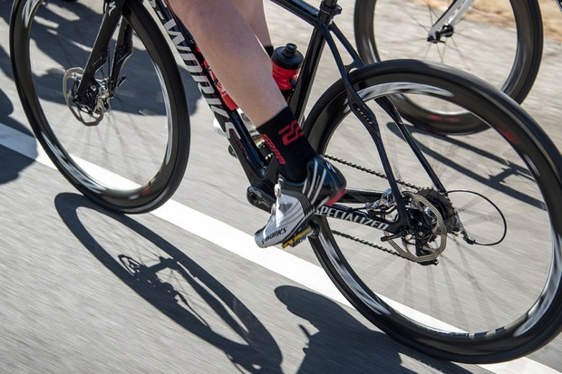 SRAM's new Hydro R hydraulic disc caliper was made specifically for road