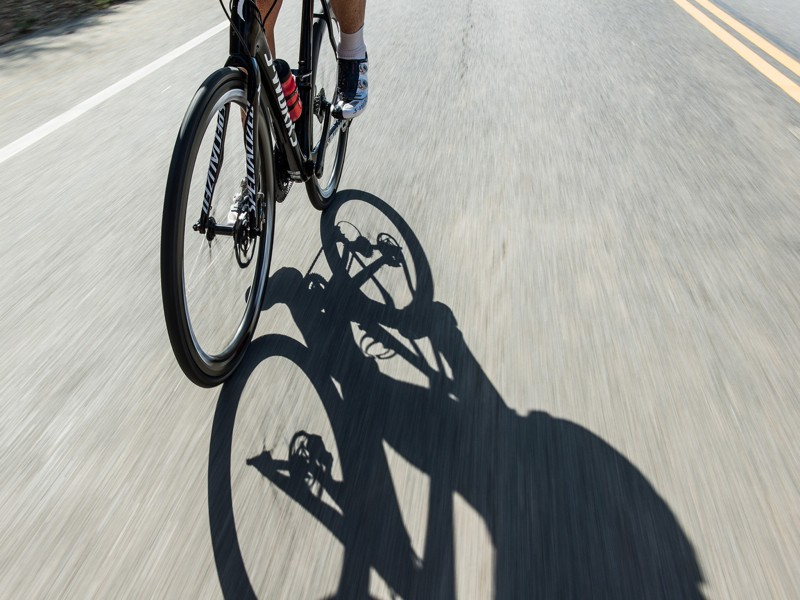Disc brakes on the road feel as different as they look