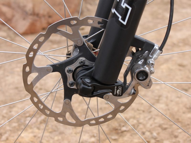 Bike Disc Brake Adaptor Rear Front Rotor From 160mm to 180mm Adapter Bracket
