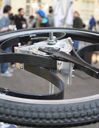 Final pre-production Loopwheel