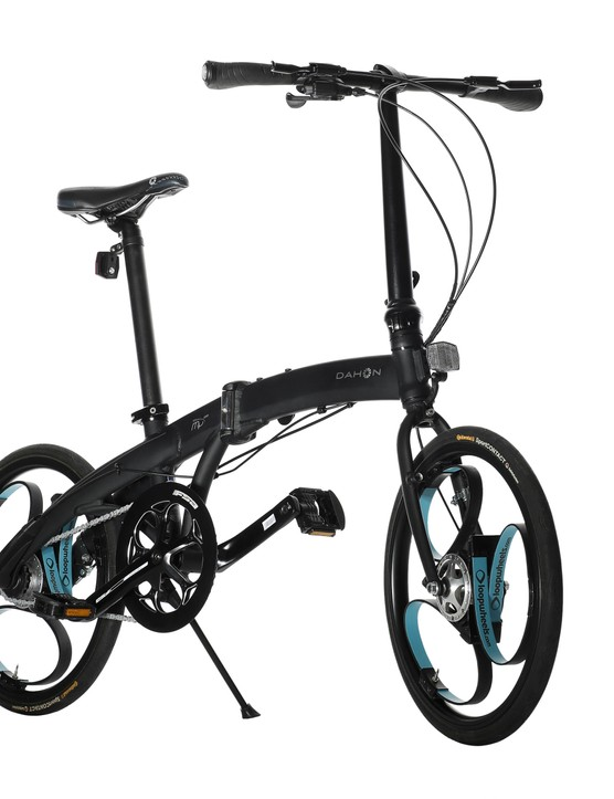 Loopwheels as fitted to a Dahon folder