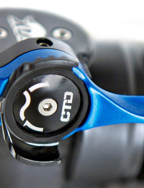 The Float X CTD shock shares the same adjustments as the standard Float shock