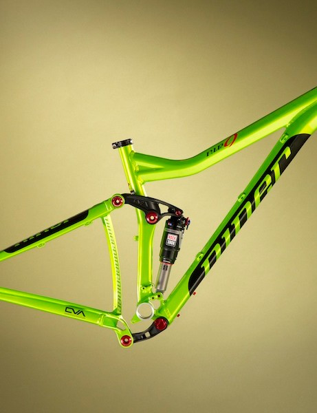 Frames and complete bikes will be available this May