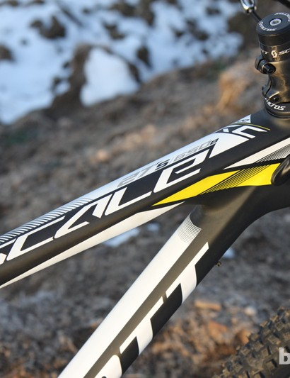 Scott's new Scale 700 RC Swisspower carries on the company's tradition of fantastic high-end carbon hardtails. It's light and snappy yet far more comfortable on rough terrain than you'd expect of a frame with no rear suspension