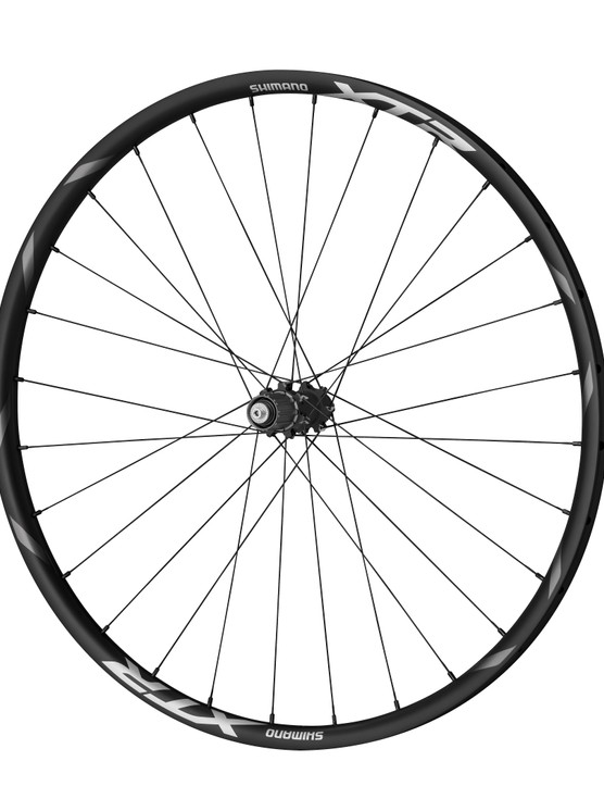 Shimano WH-M980 rear wheel with 142x12mm axle