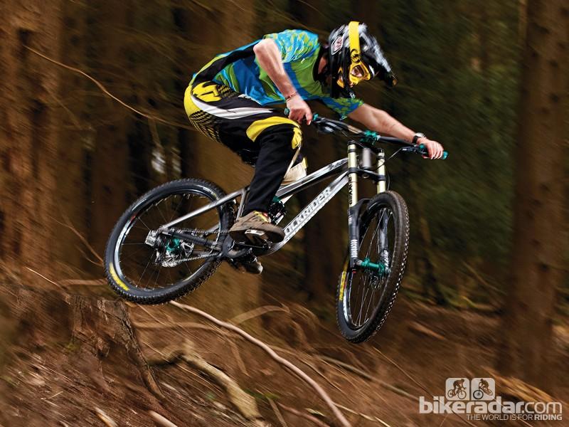 Decathlon B'Twin Rockrider Drowp 9