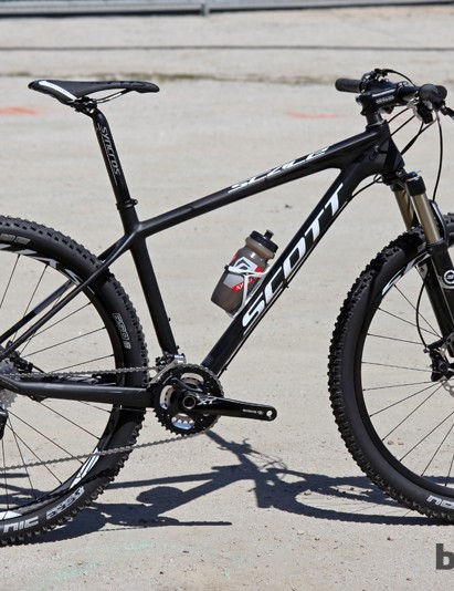 Once limited only to team riders, Scott's 27.5