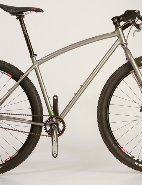 The DMO Frameworks Element:: a bivvy bike in the nude