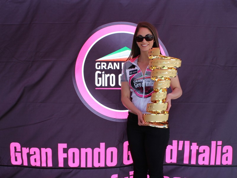 The Gran Fondo Giro d'Italia series kicks off this weekend