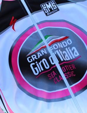 The Sea Otter Classic has had a gran fondo in the past. This year, it's the Gran Fondo Giro d'Italia