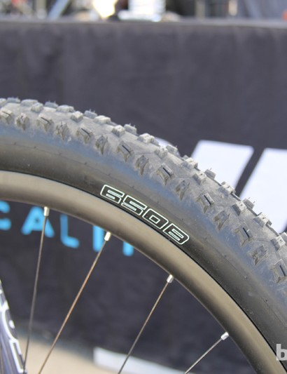 Like the Attack Trail, the Mount Vision now sports 650B wheels