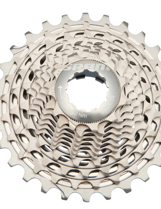 The XG-1190 cassette adds a 16-tooth cog
