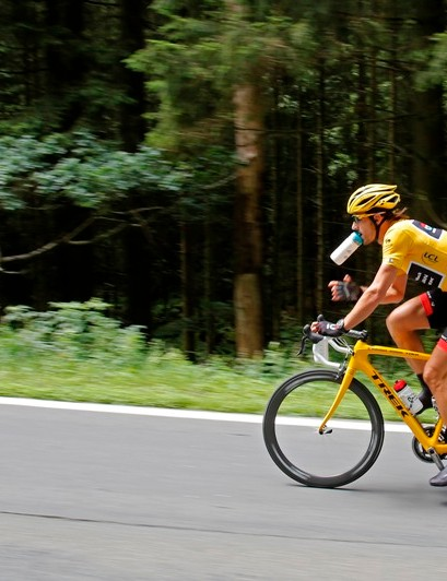 Fabian Cancellara will call on the UCI to consider making safety changes to bottle design