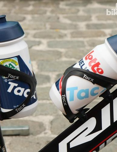 Lotto-Belisol using Tacx Shiva