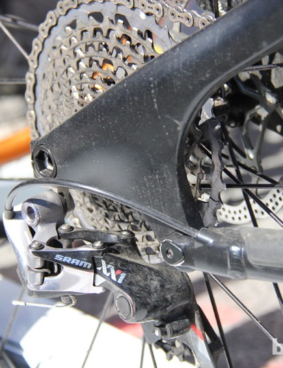 Norco uses a version of the Horst Link rear suspension for their full suspension bikes