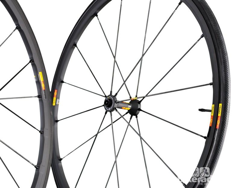 Mavic R-Sys wheelset