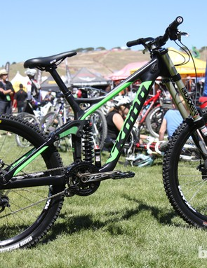 Kona will use the same carbon fiber frame for a second-tier model that costs $4,100