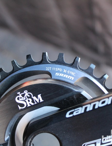 The Cannondale SiSL2 MTB crank is put together in Colorado Springs