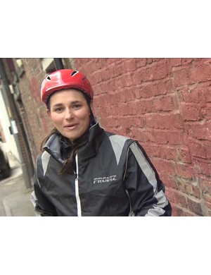 Dame Sarah Storey extols the benefits of cycling to work