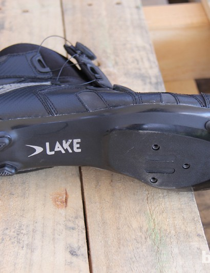 The new CX145 road shoe